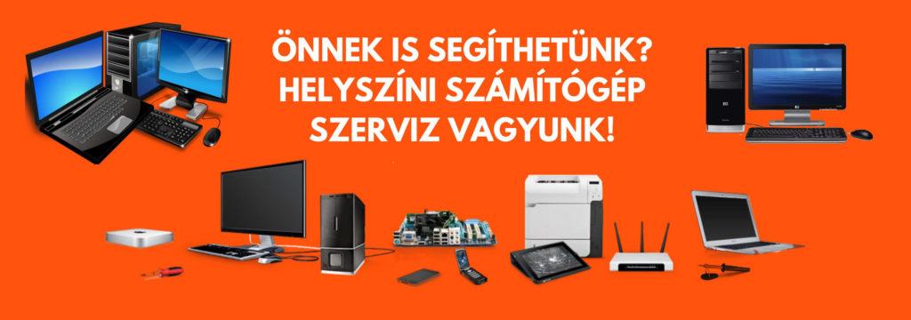 Számítógép javítás Budapest